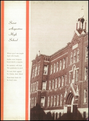 Page 6, 1955 Edition, St Augustine High School - Call Yearbook (Chicago, IL) online yearbook collection