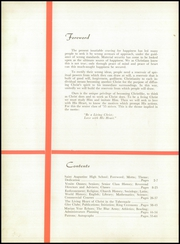 Page 8, 1955 Edition, St Augustine High School - Call Yearbook (Chicago, IL) online yearbook collection