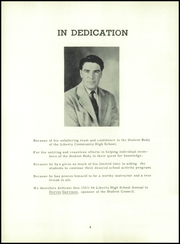 Page 10, 1954 Edition, Liberty High School - Torch Yearbook (Liberty, IL) online yearbook collection