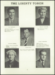 Page 15, 1954 Edition, Liberty High School - Torch Yearbook (Liberty, IL) online yearbook collection