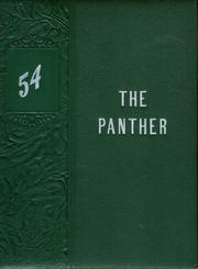 1954 Edition, Leland High School - Panther Yearbook (Leland, IL)