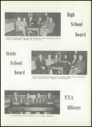 Page 11, 1956 Edition, Leland High School - Panther Yearbook (Leland, IL) online yearbook collection