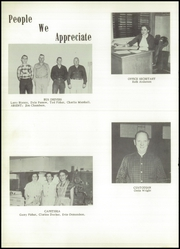 Page 12, 1956 Edition, Leland High School - Panther Yearbook (Leland, IL) online yearbook collection