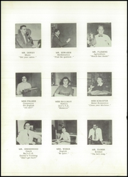 Page 14, 1956 Edition, Leland High School - Panther Yearbook (Leland, IL) online yearbook collection