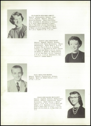Page 16, 1956 Edition, Leland High School - Panther Yearbook (Leland, IL) online yearbook collection
