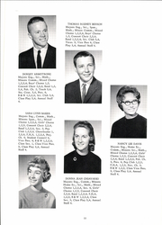 Page 14, 1963 Edition, Leland High School - Panther Yearbook (Leland, IL) online yearbook collection