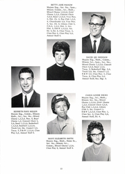 Page 17, 1963 Edition, Leland High School - Panther Yearbook (Leland, IL) online yearbook collection