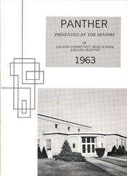 Page 5, 1963 Edition, Leland High School - Panther Yearbook (Leland, IL) online yearbook collection