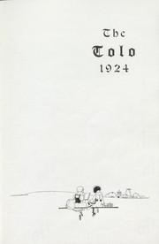 Page 7, 1924 Edition, Toulon Township High School - Tolo Yearbook (Toulon, IL) online yearbook collection