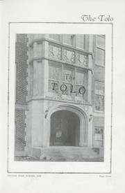 Page 9, 1924 Edition, Toulon Township High School - Tolo Yearbook (Toulon, IL) online yearbook collection