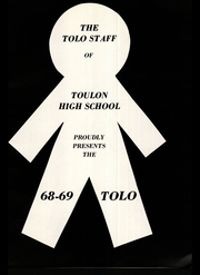 Page 7, 1969 Edition, Toulon Township High School - Tolo Yearbook (Toulon, IL) online yearbook collection