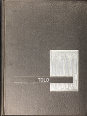1971 Edition, Toulon Township High School - Tolo Yearbook (Toulon, IL)
