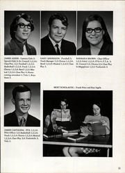 Page 15, 1971 Edition, Toulon Township High School - Tolo Yearbook (Toulon, IL) online yearbook collection