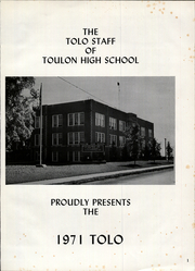 Page 5, 1971 Edition, Toulon Township High School - Tolo Yearbook (Toulon, IL) online yearbook collection