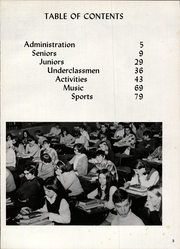 Page 7, 1971 Edition, Toulon Township High School - Tolo Yearbook (Toulon, IL) online yearbook collection