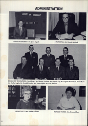 Page 10, 1972 Edition, Toulon Township High School - Tolo Yearbook (Toulon, IL) online yearbook collection