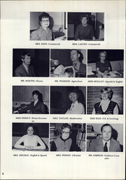 Page 12, 1972 Edition, Toulon Township High School - Tolo Yearbook (Toulon, IL) online yearbook collection