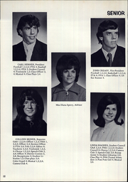 Page 16, 1972 Edition, Toulon Township High School - Tolo Yearbook (Toulon, IL) online yearbook collection