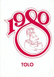 1980 Edition, Toulon Township High School - Tolo Yearbook (Toulon, IL)