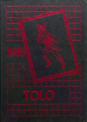 1986 Edition, Toulon Township High School - Tolo Yearbook (Toulon, IL)