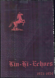 Page 1, 1953 Edition, South Fork High School - Kin Hi Echoes Yearbook (Kincaid, IL) online yearbook collection