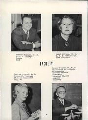 Page 14, 1953 Edition, South Fork High School - Kin Hi Echoes Yearbook (Kincaid, IL) online yearbook collection