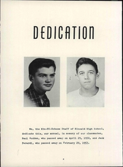 Page 8, 1953 Edition, South Fork High School - Kin Hi Echoes Yearbook (Kincaid, IL) online yearbook collection