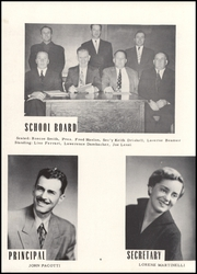 Page 10, 1954 Edition, South Fork High School - Kin Hi Echoes Yearbook (Kincaid, IL) online yearbook collection