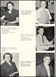 Page 11, 1954 Edition, South Fork High School - Kin Hi Echoes Yearbook (Kincaid, IL) online yearbook collection