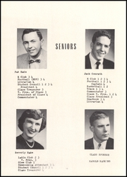 Page 14, 1954 Edition, South Fork High School - Kin Hi Echoes Yearbook (Kincaid, IL) online yearbook collection