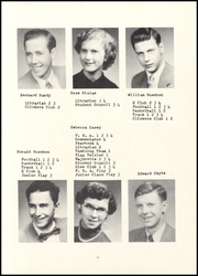 Page 15, 1954 Edition, South Fork High School - Kin Hi Echoes Yearbook (Kincaid, IL) online yearbook collection