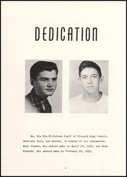 Page 6, 1954 Edition, South Fork High School - Kin Hi Echoes Yearbook (Kincaid, IL) online yearbook collection