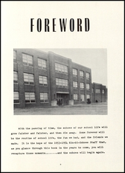 Page 7, 1954 Edition, South Fork High School - Kin Hi Echoes Yearbook (Kincaid, IL) online yearbook collection