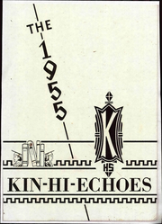 1955 Edition, South Fork High School - Kin Hi Echoes Yearbook (Kincaid, IL)