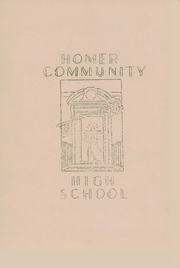 Page 7, 1939 Edition, Homer High School - Homerian Yearbook (Homer, IL) online yearbook collection