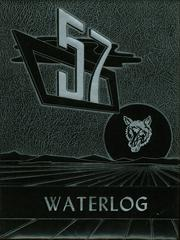 Page 1, 1957 Edition, Waterman High School - Waterlog Yearbook (Waterman, IL) online yearbook collection