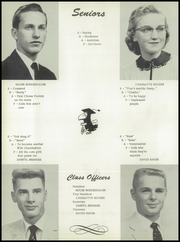 Page 16, 1957 Edition, Waterman High School - Waterlog Yearbook (Waterman, IL) online yearbook collection