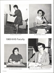 Page 16, 1970 Edition, Kansas High School - Kanillio Yearbook (Kansas, IL) online yearbook collection