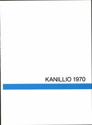 Page 5, 1970 Edition, Kansas High School - Kanillio Yearbook (Kansas, IL) online yearbook collection