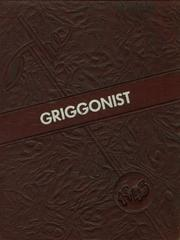 1945 Edition, Griggsville High School - Griggonist Yearbook (Griggsville, IL)
