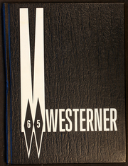 1965 Edition, Western High School - Westerner Yearbook (Buda, IL)