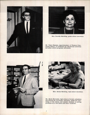 Page 8, 1965 Edition, Western High School - Westerner Yearbook (Buda, IL) online yearbook collection
