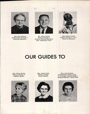 Page 9, 1965 Edition, Western High School - Westerner Yearbook (Buda, IL) online yearbook collection