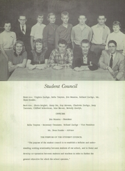 Page 10, 1955 Edition, Gilman High School - Owl Yearbook (Gilman, IL) online yearbook collection