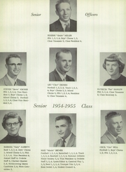 Page 12, 1955 Edition, Gilman High School - Owl Yearbook (Gilman, IL) online yearbook collection