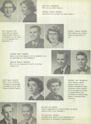 Page 14, 1955 Edition, Gilman High School - Owl Yearbook (Gilman, IL) online yearbook collection