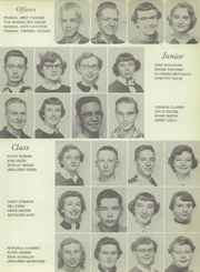Page 17, 1955 Edition, Gilman High School - Owl Yearbook (Gilman, IL) online yearbook collection
