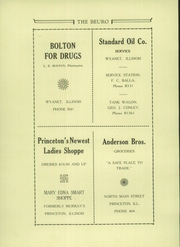 Page 126, 1929 Edition, Bureau Township High School - Beuro Yearbook (Princeton, IL) online yearbook collection