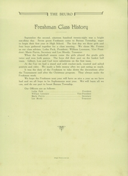 Page 41, 1929 Edition, Bureau Township High School - Beuro Yearbook (Princeton, IL) online yearbook collection