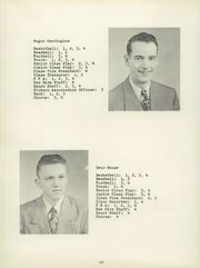 Page 14, 1951 Edition, Bureau Township High School - Beuro Yearbook (Princeton, IL) online yearbook collection